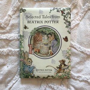 🌸3/$15 - Select Tales Beatrix Potter Hardcover